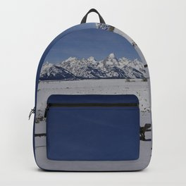 9671 - Grand Teton Range, Wyoming Backpack