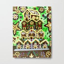 Christmas Artwork #14 (2018) Metal Print