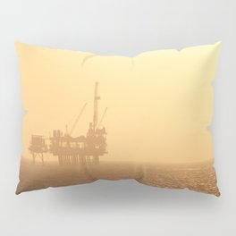 Oil Rig Pillow Sham