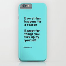 By Yourself iPhone 6s Slim Case