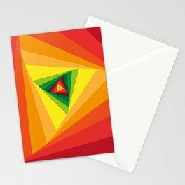 Triangular Gen Stationery Cards