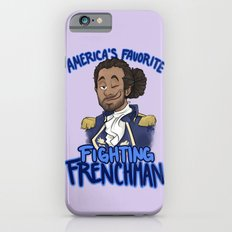 America's Favorite Fighting Frenchman iPhone 6s Slim Case