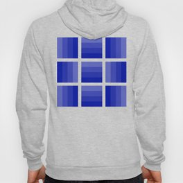 Four Shades of Blue Hoody
