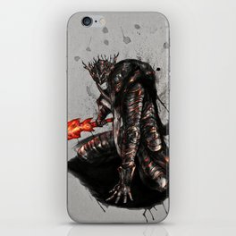 Elder prince Lorian and Younger prince Lothric iPhone Skin