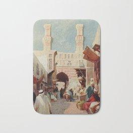 Kelly, Robert Talbot (1861-1934) - Egypt 1903, The Bab-Zuweyla Bath Mat