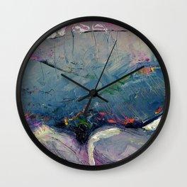 Vessel 119 Wall Clock