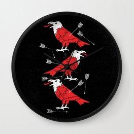 warbird Wall Clock