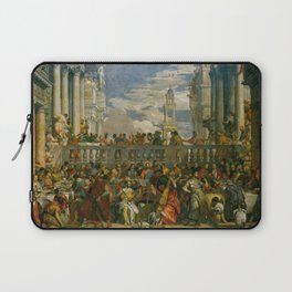 Paolo Veronese - The Wedding at Cana Laptop Sleeve