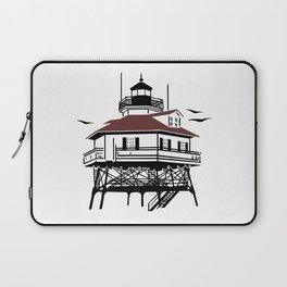 Lighthouse Drawing Illustration Laptop Sleeve