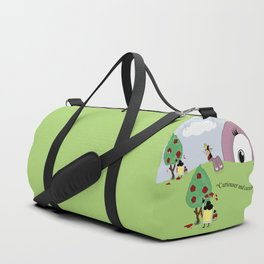 Off with Her Head! Duffle Bag
