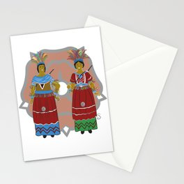 Els Gegants de Reus Stationery Cards