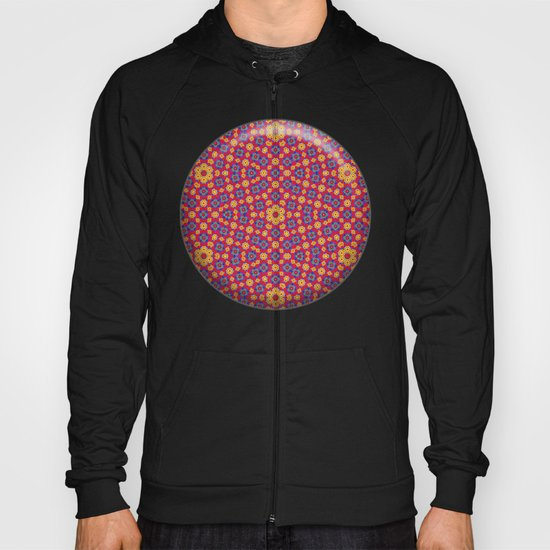 Country Festival Pattern Hoody