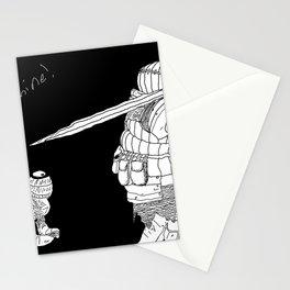 Siegewart of Catarina Stationery Cards