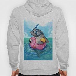 Floaty Shark Hoody