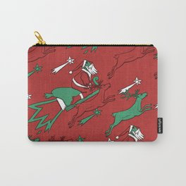 Santa Express Carry-All Pouch