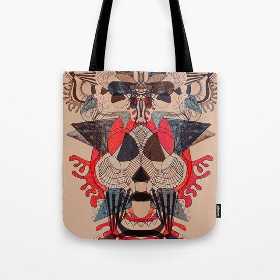 illustrated dreams Tote Bag