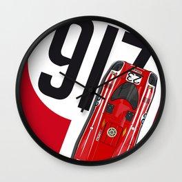 917 Herrmann- Attwood Wall Clock