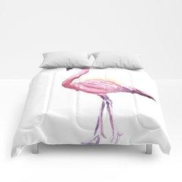 Full Flamingo Comforters