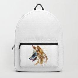 Coyote Head Backpack