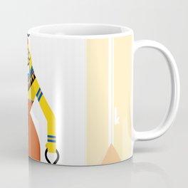 Heqet - Egyptian Goddess of Fertility Coffee Mug
