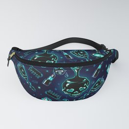 Elements of a Noir Boudoir Fanny Pack