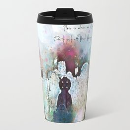 This is where we all end up. Travel Mug