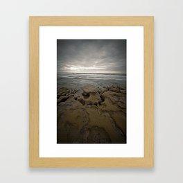 The Rocks Framed Art Print