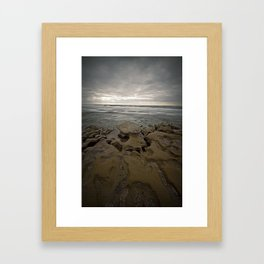 The Rocks Framed Art Print