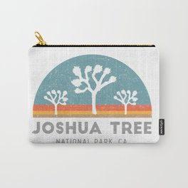 Joshua Tree National Park California Carry-All Pouch