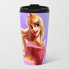 Princess Aurora Travel Mug