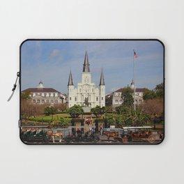 Jackson Square - New Orleans Laptop Sleeve