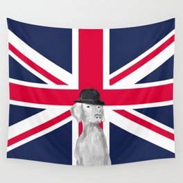 BOWLER HAT WEIM Wall Tapestry
