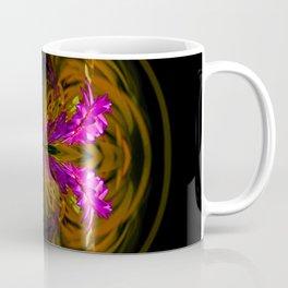 Golden globe flowers Coffee Mug