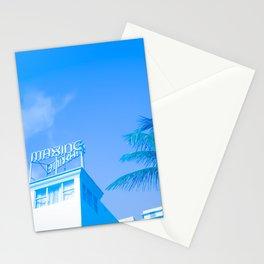 Art Deco Miami Beach #19 Stationery Cards