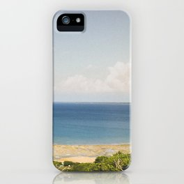 Okinawa Summer Love iPhone Case