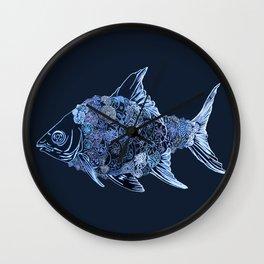 Titfish Wall Clock