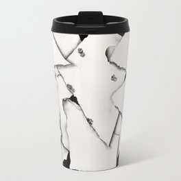 Paper on Paper Travel Mug
