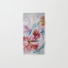 Asters Hand & Bath Towel