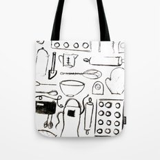 Pantry Tote Bag