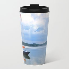sailing boat Travel Mug