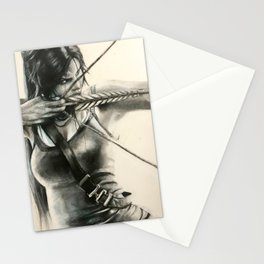 Tomb Raider: Shadow of the Tomb Stationery Cards