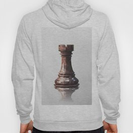 rook low poly Hoody