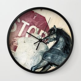 If What? Wall Clock