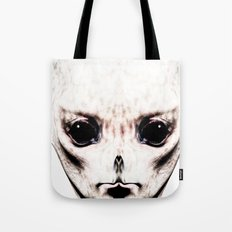 Visitor From Beyond Tote Bag