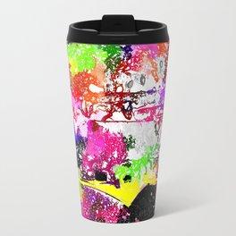 Big Mac Grunge Travel Mug