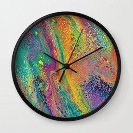 Artwork_074 - jessie.does.art Wall Clock