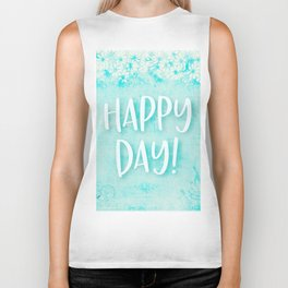 Happy Day Biker Tank
