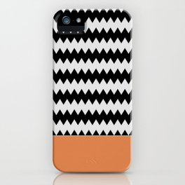 0003 Chevron iPhone Case