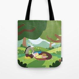 Mid-Day Nap Tote Bag