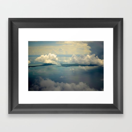 When I Had Wings III Framed Art Print